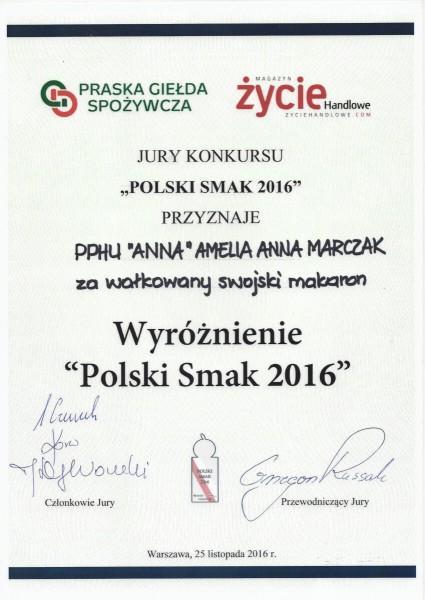 Polski Smak 2016